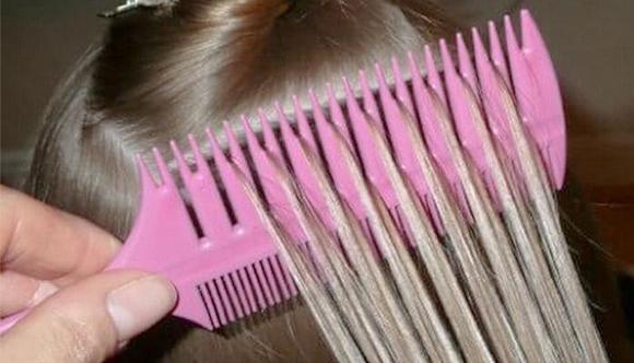 Мелирование волос в домашних условиях. Пошаговая инструкция поэтапно для начинающих, с шапочкой, фольгой. Фото