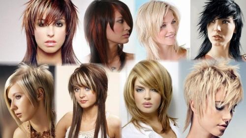 Стрижка Гаврош на короткие волосы для женщин. Как выглядит, кому подходит, укладка. Фото, вид спереди и сзади
