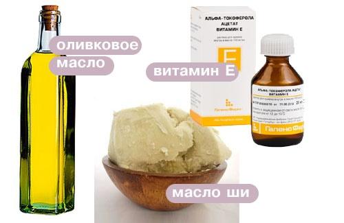 Витамин Е в капсулах для волос. Как применять в масках, шампунях, при ополаскивании волос, массаже головы в домашних условиях