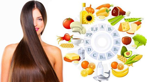 Витамины для волос от выпадения