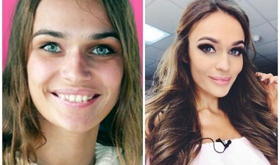 Звезды без макияжа - фото до и после: российские артисты, певцы, как выглядят без фотошопа