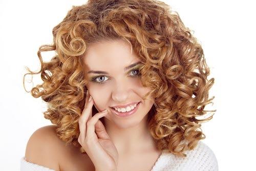 Химическая завивка волос: крупные локоны на средние волосы. Пошаговая инструкция, фото. Как укладывать и восстанавливать волосы