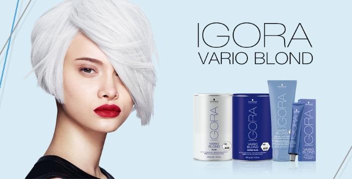 Игора (Igora) краска для волос. Палитра цветов, инструкция по применению, цена, отзывы
