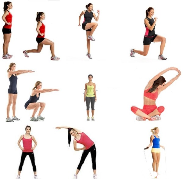 Как избавиться от целлюлита на ногах в домашних условиях: быстро, после родов, сзади, на икрах. Упражнения, обертывания, массаж, диета