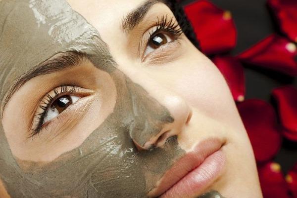 Косметическая глина для лица. Свойства и применение: голубая, белая, черная, зеленая, розовая, красная, желтая. Маски