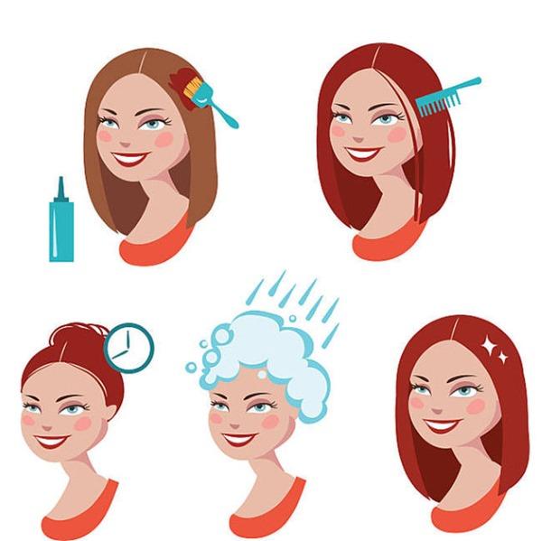Пепельно-русый цвет. Палитры профессиональных красок для волос: Эйвон, Лонда, Гарньер, Фара, Палет, Студио