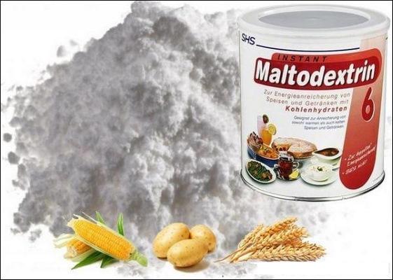 Мальтодекстрин польза и вред гликемический индекс использование в спортивном питании