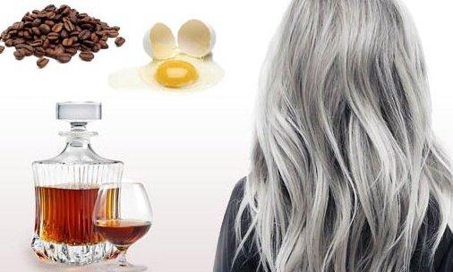 Маска для волос с медом и яйцом, коньяком, корицей, репейным маслом для густоты и роста в домашних условиях