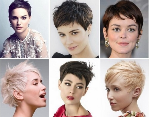 Короткие женские стрижки 2019 для полных, худых, после 40, 50, 60 лет, красивые с прямой, косой челкой, каскадом