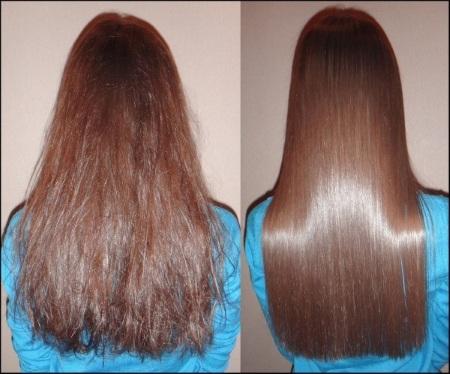 Средства для выпрямления волос без утюжка: косметические и народные, салонные процедуры и домашние методы