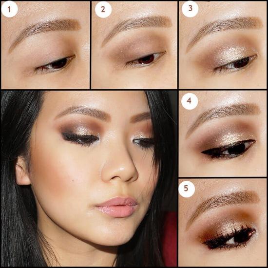 Как сделать красивые стрелки на глазах. Фото, пошаговая инструкция: жидкой подводкой, фломастером