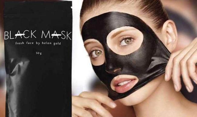 Черная маска от черных точек и прыщей. Рецепты, как сделать, наносить в домашних условиях, сколько держать
