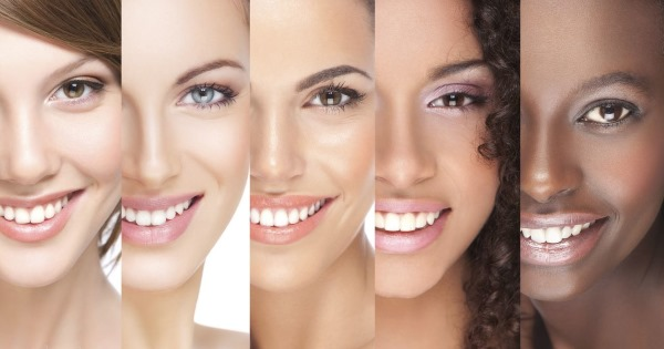 Как определить тип кожи лица: жирный, сухой, комбинированный, нормальный. Особенности определения фототипа по Фицпатрику, подтона, цветотипа