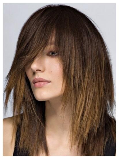 Стрижка каскад на средние волосы. Фото новинок 2019, как стричь, укладывать самостоятельно в домашних условиях