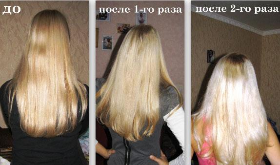 Декапирование волос - что это такое, эффект, состав, препараты, цена в салоне. Как делается процедура в домашних условиях