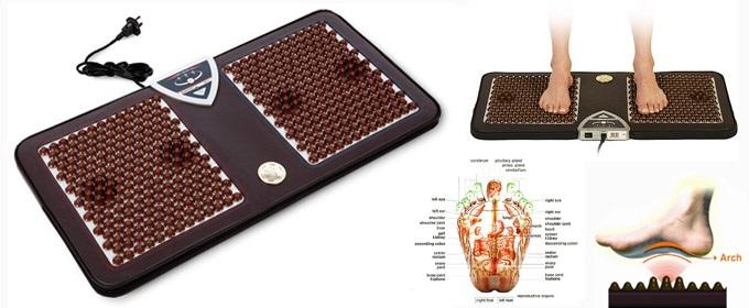 Массажер для стоп ног, лодыжек: роликовый, акупунктурный, деревянный, электрический, механический, счеты, при плоскостопии. Топ лучших