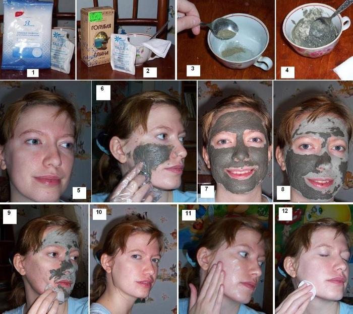 Очистка лица в домашних условиях. Как сделать от черных точек, прыщей, жировиков народными средствами. Рецепты масок и скрабов, аппарат для домашнего применения