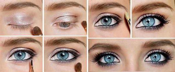Как наносить макияж правильно на лицо в домашних условиях