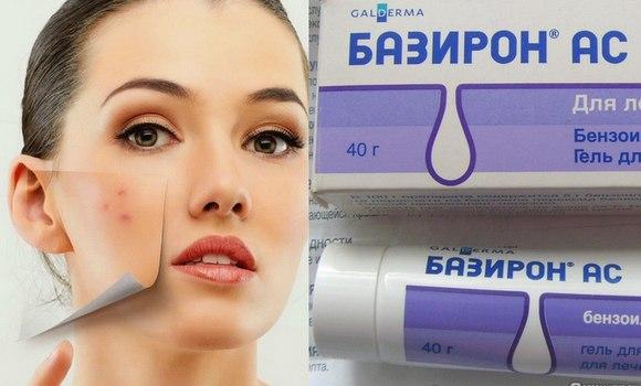 Базирон АС: цена, отзывы дерматологов, инструкция по применению от прыщей, дешевые аналоги, где купить крем, как применять при беременности