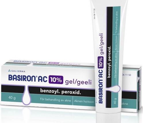 Базирон АС. Инструкция по применению от прыщей, цена, аналоги, отзывы дерматологов