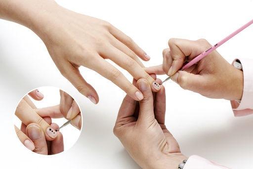 Дотс для дизайна ногтей. Как пользоваться для маникюра, рисунки. Рейтинг лучших