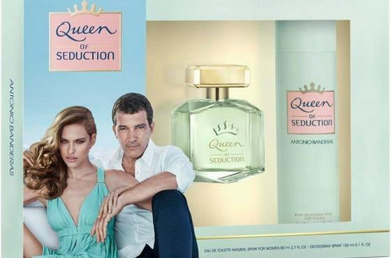 Духи «Антонио Бандерас» женские: Queen of seduction, Golden her Secret, Блю Седакшн, Квин. Цены и отзывы
