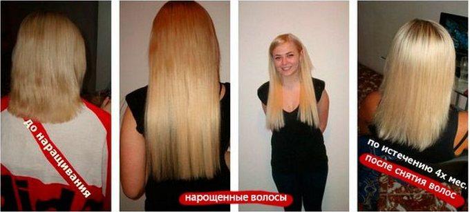 Голливудское наращивание волос. Технология процедуры, показания и противопоказания, фото, отзывы и цены