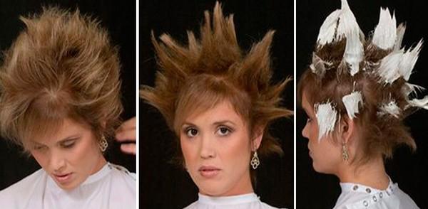 okrashivanie-shatush-foto-10 Шатуш на короткие волосы: окрашивание шатуш на каре с удлинением, боб каре, каре с челкой, техника окрашивания, фото и видео