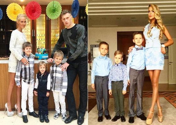 Мария Погребняк до и после пластики. Фото Инстаграм, биография и личная жизнь жены футболиста
