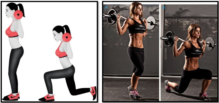 Упражнения на внутреннюю сторону бедра для похудения