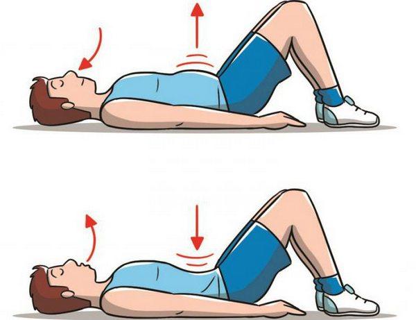 Вакуум живота. Как правильно делать упражнения, техника выполнения для похудения, накачки пресса, подтяжки живота после родов