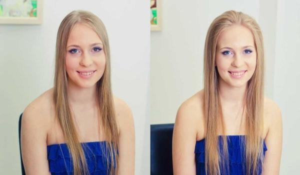 Объем для тонких волос надолго в салоне