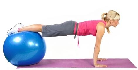 Круговая тренировка для девушек на все группы мышц в домашних условиях. Упражнения для сжигания жира с гирями, мячом