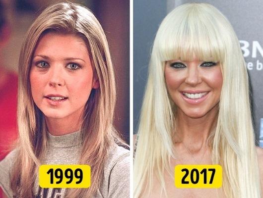 Тара Рид. Фото до и после пластики, анорексия в молодости, что с ней сейчас, как выглядит, биография