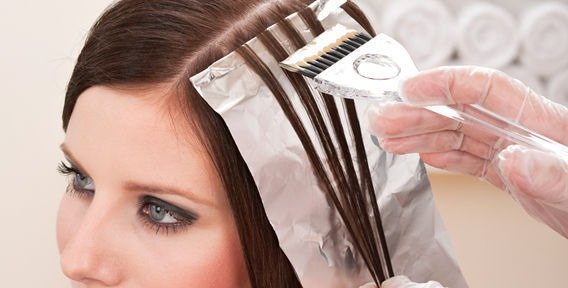 Техника окрашивания Airtouch: что это, пошаговое аир тач мелирование волос для начинающих