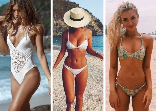 Идеальная фигура. Фото девушек при росте 160-165-170. Красивое женское тело, типы, параметры