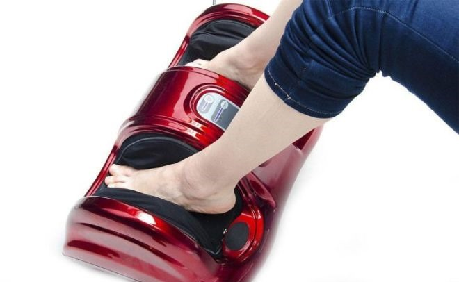 Массажер «Блаженство» Bradex для ног, стоп и лодыжек. Инструкция, отзывы, цена и где купить