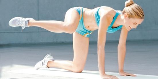 Красота за 10 минут: комплекс красивое стройное тело (пресс, бедра, руки, ягодицы, живот) с Синди Уитмарш. Видео-уроки