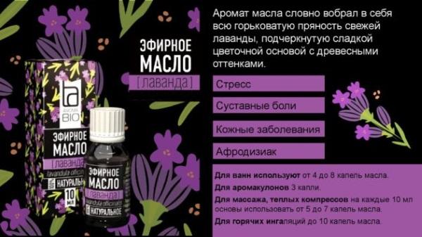 Лавандовое масло для волос. Рецепты применения, от вшей, гнид, жирности, польза, состав