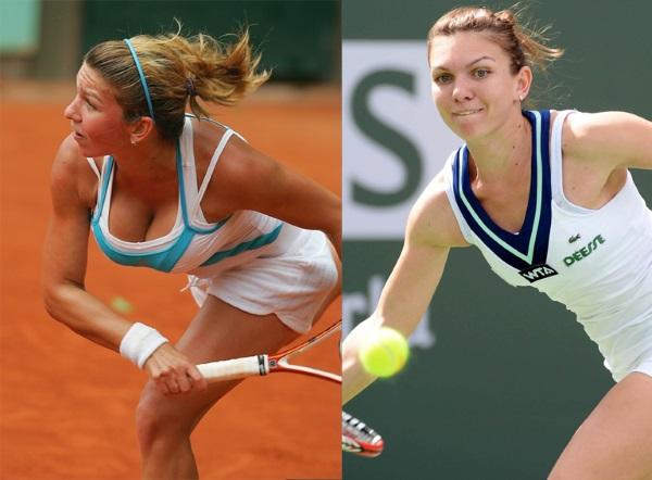 Симона Халеп. Фото до и после операции, вес и рост теннисистки