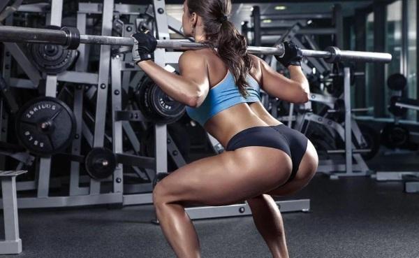Тренировочная программа ног для женщин
