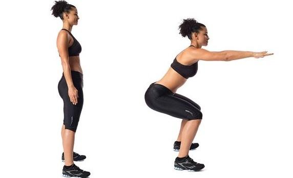 Упражнения на ноги в тренажерном зале. Программа для похудения, на накачку мышц