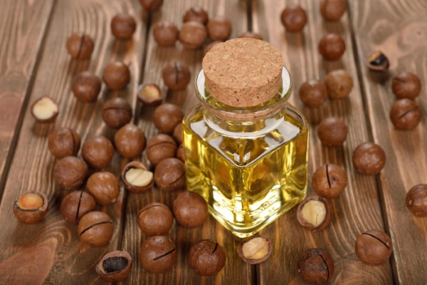 Макадамия орех масло