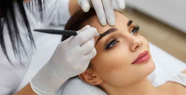 Перманентный макияж бровей. Противопоказания, последствия, осложнения