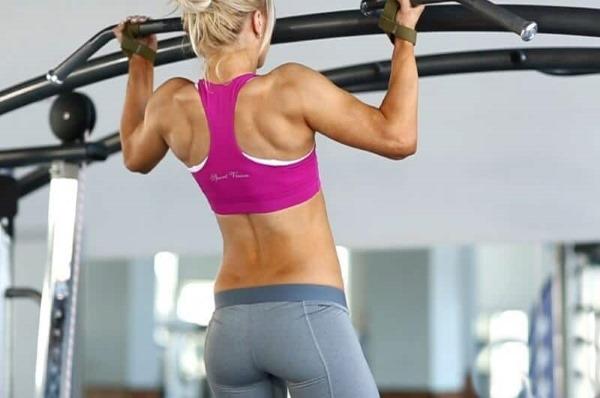 Как убрать жир со спины у женщин в домашних условиях. Упражнения, тренировка
