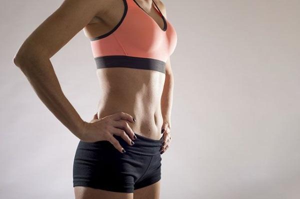 Убрать жир с талии упражнения