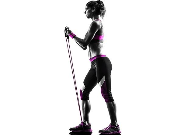 Упражнения на трицепс для девушек в тренажерном зале. Эффективные на массу, программа тренировок