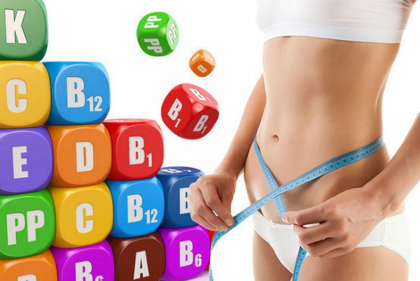 Эффективные и недорогие витамины для ускорения обмена веществ, похудения. Названия и цены
