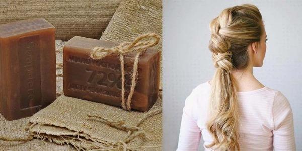 Хозяйственное мыло для волос. Польза и вред, как использовать, фото, отзывы