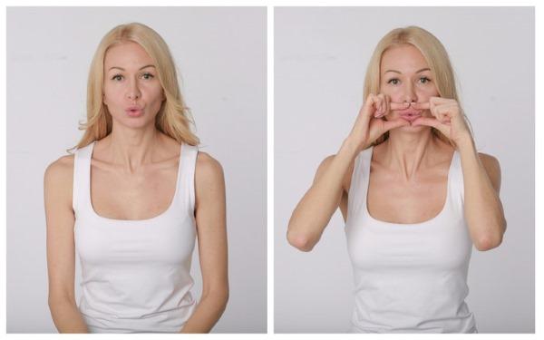 Как сделать ямочки на щеках быстро макияжем, упражнения, навсегда при помощи операции